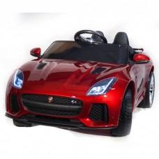 Электромобиль Jaguar F-tyre