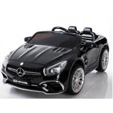 Электромобиль Mercedes Benz SL65 Краска