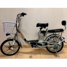 Электровелосипед Xinze V8 500W (60V/10Ah)