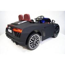 Электромобиль Audi R8 Black Matt